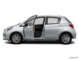 2015 Toyota Yaris L in West Springfield, Massachusetts