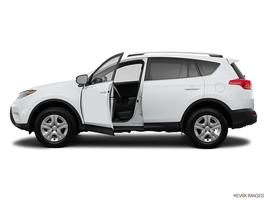 2015 Toyota RAV4 LE in West Springfield, Massachusetts