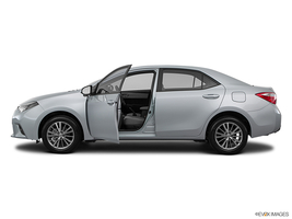 2015 Toyota Corolla LE in West Springfield, Massachusetts