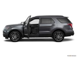 2016  Explorer Platinum 3.5L EcoBoost 4WD