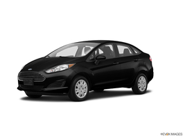 2016  Fiesta 4DR SE