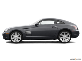 2004 Chrysler Crossfire  in Del City, OK