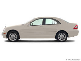 2004 Mercedes-Benz C-Class 2.6L in Rocklin, California