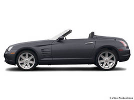 2005 Chrysler Crossfire Limited in Del City, OK