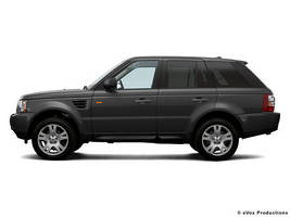 2006 Land Rover Range Rover Sport LUX in Charleston, South Carolina