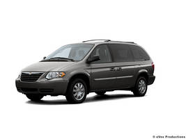 2007 Chrysler Town & Country LWB LX in Del City, OK