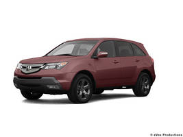 2007 Acura MDX Sport/Entertainment Pkg in Rocklin, California