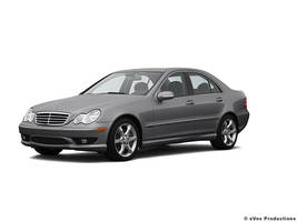 2007 Mercedes-Benz C-Class 2.5L Sport in El Dorado Hills, California