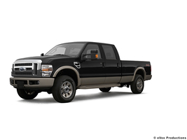2008 Ford Super Duty F-250 SRW King Ranch in Pampa, Texas