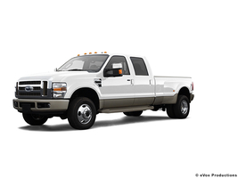 2008 Ford Super Duty F-350 DRW King Ranch in Pampa, Texas