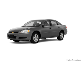 2008 Chevrolet Impala LTZ in Del City, OK