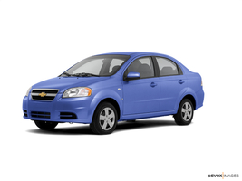 2008 Chevrolet Aveo LS in Del City, OK