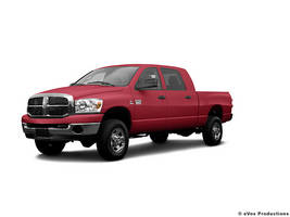 2007 Dodge Ram 3500 Laramie in Pampa, Texas