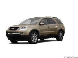 2008 GMC Acadia SLT1 in Charleston, South Carolina
