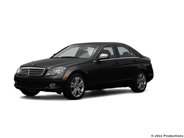 2008 Mercedes-Benz C-Class 3.0L Luxury in El Dorado Hills, California