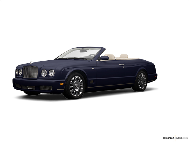 2009 Bentley Azure Convertible  in Austin, Dallas, Texas