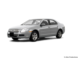 2009 Ford Fusion SE in Charleston, South Carolina
