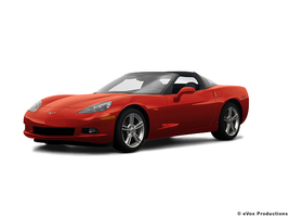 2009 Chevrolet Corvette w/1LT in Pampa, Texas