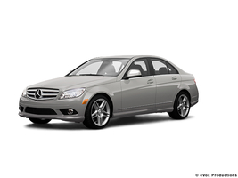 2009 Mercedes-Benz C-Class 3.0L Sport in Charleston, South Carolina