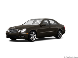 2009 Mercedes-Benz E-Class Sport 3.5L in El Dorado Hills, California
