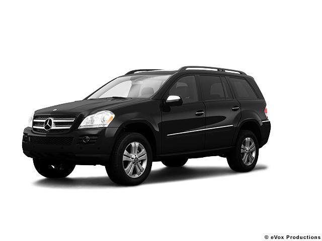 2009 Mercedes-Benz GL-Class 5.5L in El Dorado Hills, California