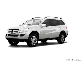 2009 Mercedes-Benz GL-Class 4.6L in El Dorado Hills, California