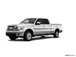 2010 Ford F-150 Platinum in Pampa, Texas