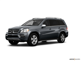 2010 Mercedes-Benz GL-Class GL450 in El Dorado Hills, California