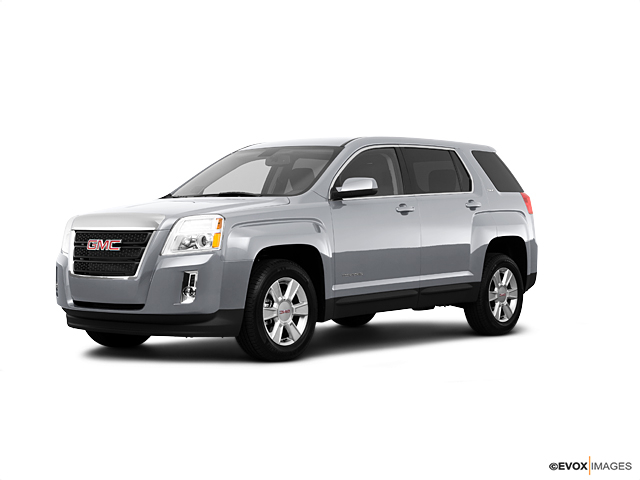 2010 GMC Terrain SLE in Wichita Falls, TX