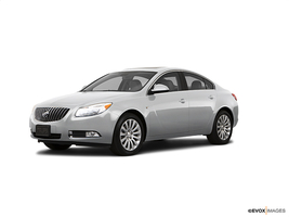 2011 Buick Regal CXL RL4 in Dumas, Texas