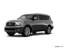 2011 Infiniti QX56 7-passenger in Charleston, South Carolina
