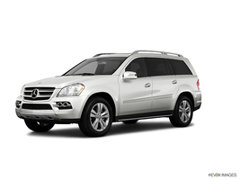 2011 Mercedes-Benz GL-Class GL450 in El Dorado Hills, California