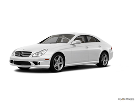 2011 Mercedes-Benz CLS-Class CLS550 in El Dorado Hills, California