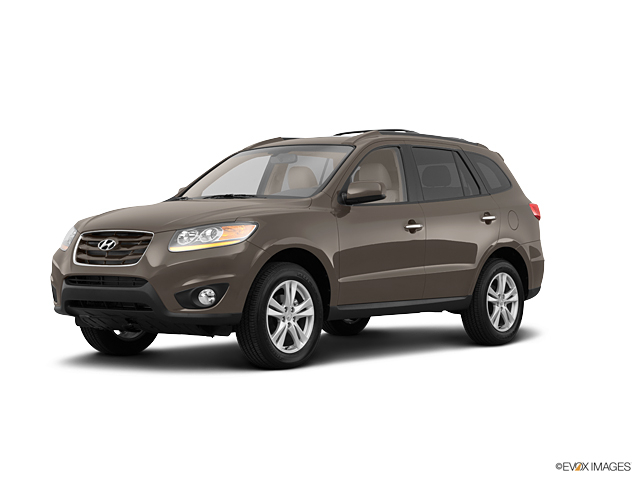 2011 Hyundai Santa Fe Limited in Wichita Falls, TX
