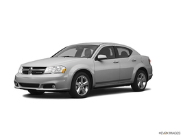 2011 Dodge Avenger Express in Pampa, Texas