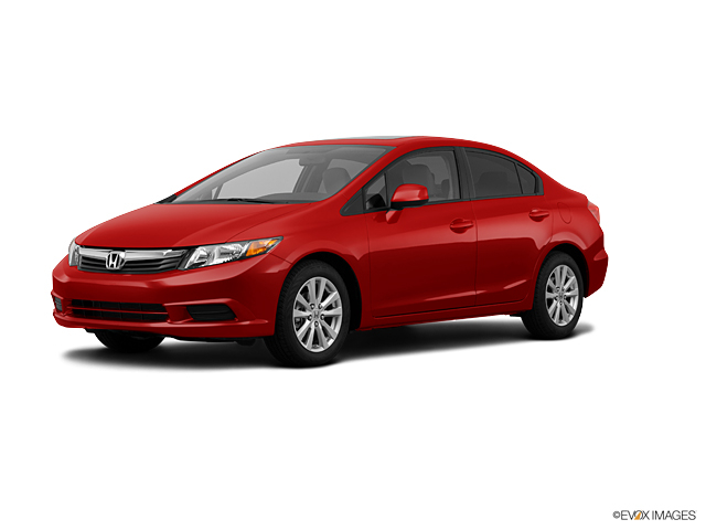 2012 Honda Civic Sdn EX in Wichita Falls, TX