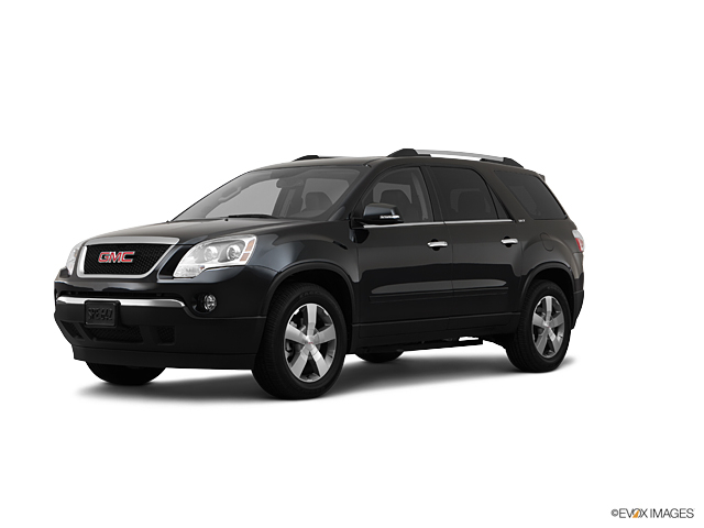 2012 GMC Acadia SLT1 in Wichita Falls, TX