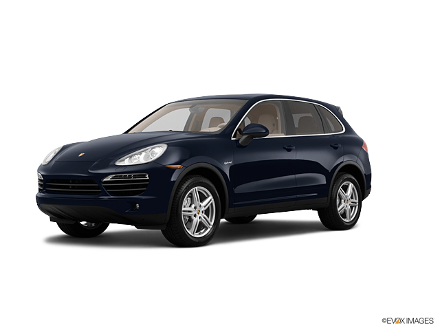 2012  Cayenne S in ,