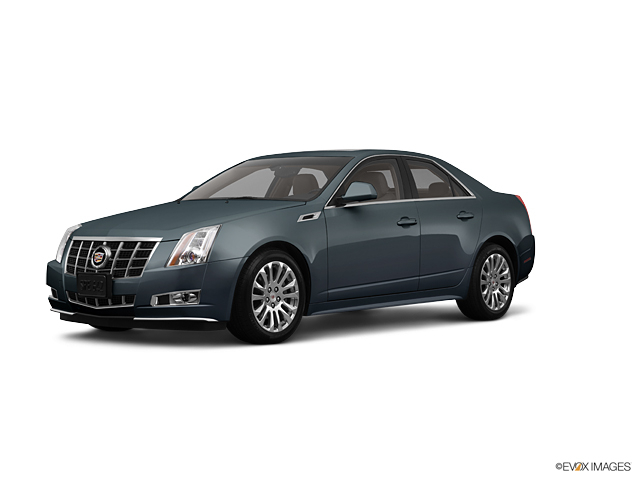 2012 Cadillac CTS Sedan Performance in Wichita Falls, TX
