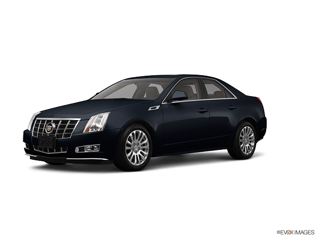 2012 Cadillac CTS Sedan Luxury in Wichita Falls, TX