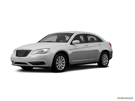 2012 Chrysler 200 LX in Pampa, Texas