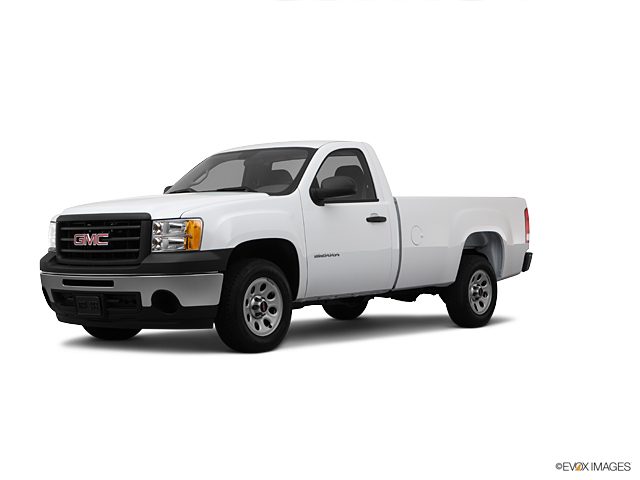 2012 GMC Sierra 1500 WT in Wichita Falls, TX