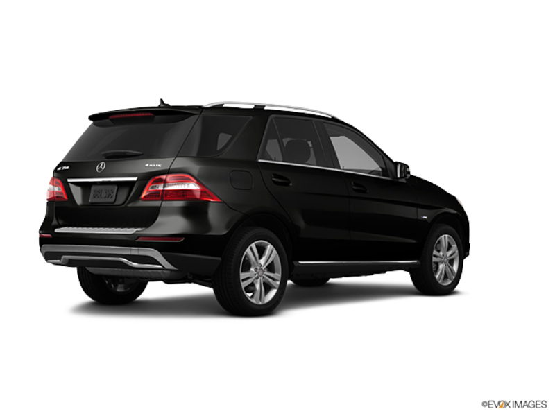 2012 Mercedes-Benz M-Class ML550 4MATIC in Dallas, TX