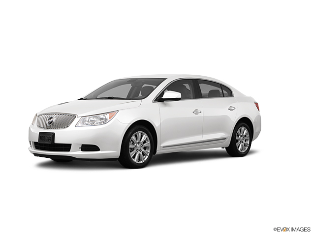 2012 Buick LaCrosse Leather Group in Wichita Falls, TX
