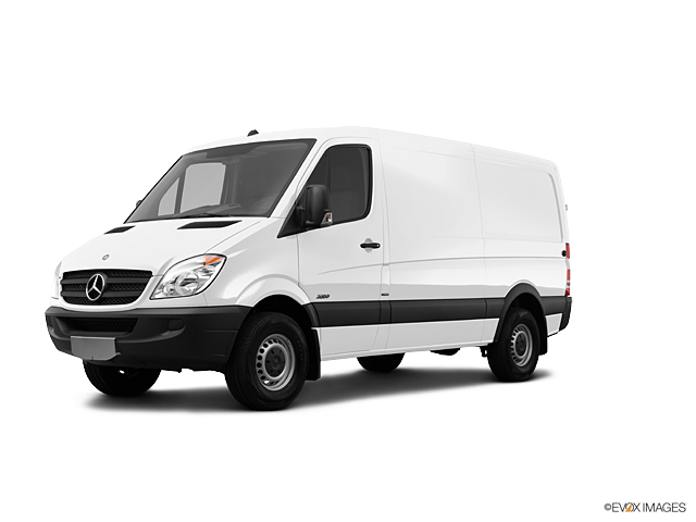 2012 Mercedes-Benz Sprinter Cargo Vans 2500 144 WB in Grapevine, TX