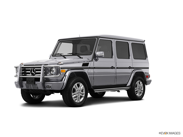 2012 Mercedes-Benz G-Class G550 4MATIC in Grapevine, TX