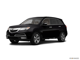 2012 Acura MDX Tech Pkg in Mt. Pleasant, South Carolina