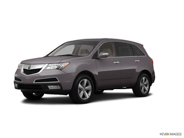 2012 Acura MDX Tech Pkg in Charleston, South Carolina