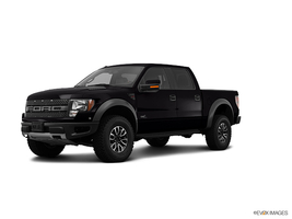2012 Ford F-150 SVT Raptor in Pampa, Texas