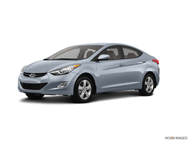 2013 Hyundai Elantra ELANTRA GLS PZEV AT in Cicero, New York